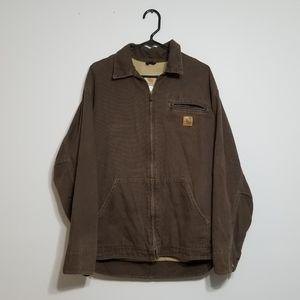 90s Carhartt Jacket Size Medium